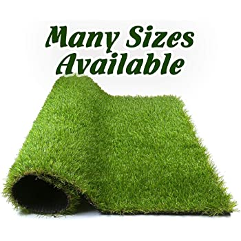 6/' x 6/'=36 sq ft Bermuda Pro Artificial Synthetic Outdoor Turf Fake Grass Lawn