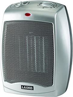 Lasko 754200 Ceramic Portable Space Heater with Adjustable Thermostat – Perfect For..