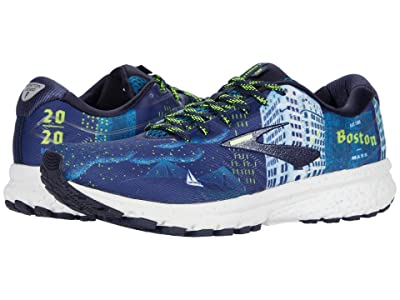 Brooks Ghost 12 (Navy/Blue/Nightlife) Men