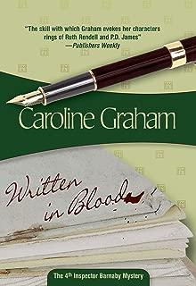 Written in Blood: Inspector Barnaby #4 (Chief Inspector Barnaby Novels)