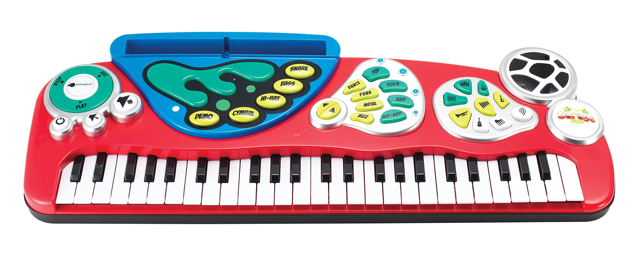 itsImagical - Electro-Keyboard garageband (Imaginarium 83971 ...