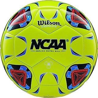 Wilson NCAA Copia II Soccer Ball, Optic Yellow - Size 4
