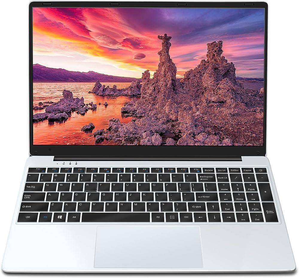 Meberry, notebook ultrasottile full hd laptop, 8gb ram 256gb ssd | quad core, 5 g ?B3-IT