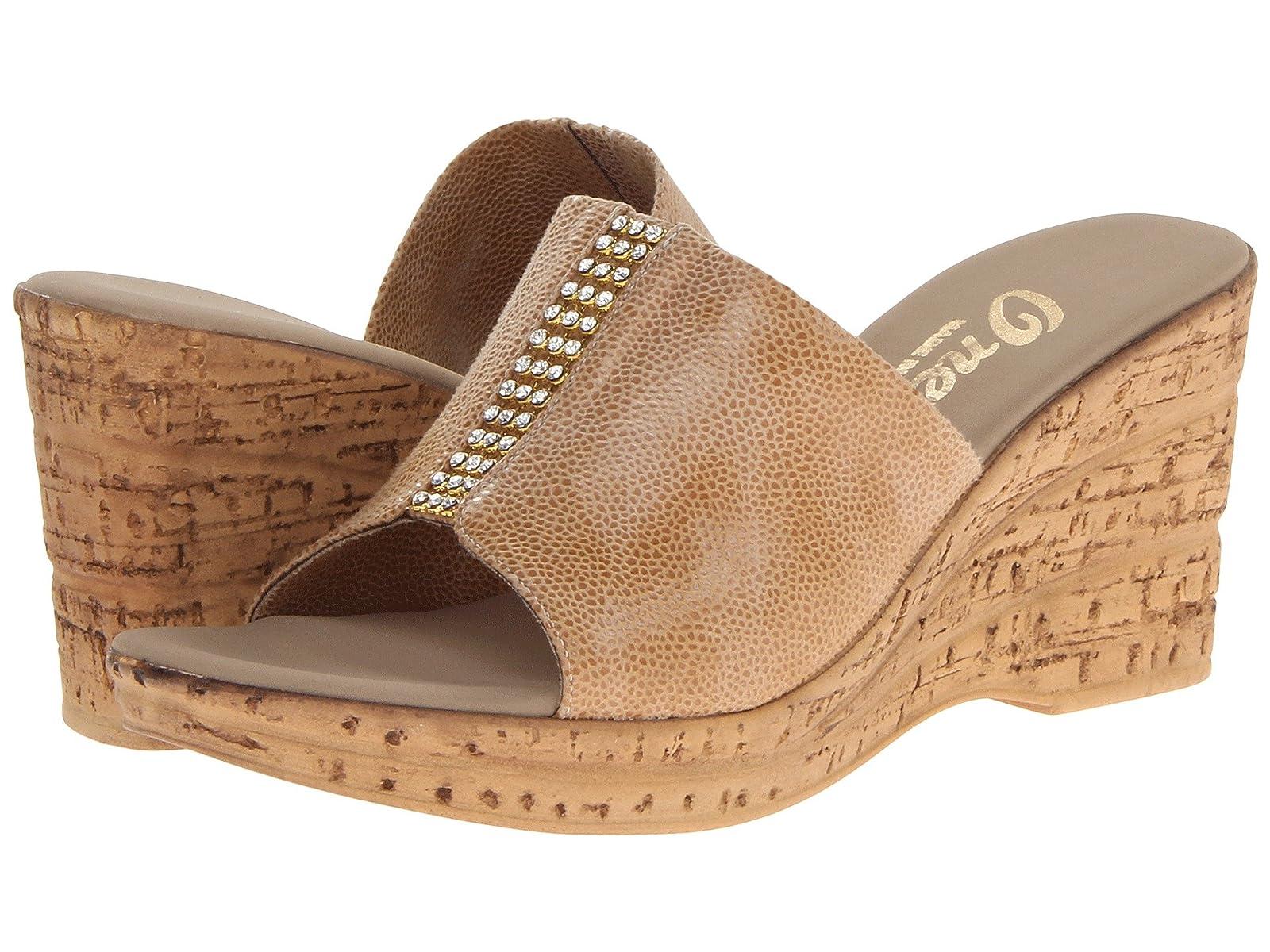 Onex BillieAtmospheric grades have affordable shoes