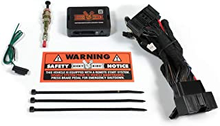 KICKY RIDE Plug in Remote Start Kit Compatible with Select 2014-2021 Ford & Lincoln Vehicles - F-150   F-250   F-350   Fusion   Continental   Expedition   Navigator - Check Images for Compatibility
