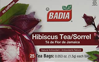 badia tea benefits