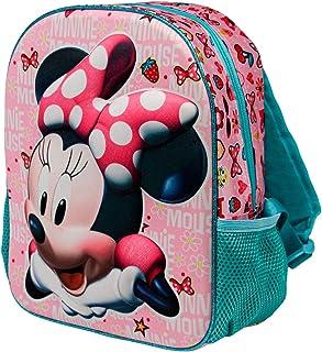 Minnie Mouse Star-Mochila 3D (Pequeña) Multicolor