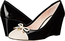 334c50babd9 Kate Spade New York. Milan.  74.99MSRP   298.00. Luxury. Black Patent Shale  Nappa
