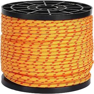 Germerse Cuerda para Acampar Cuerda para Tienda de campaña de 3,5 mm x 50 m, Accesorio Cuerda para toldo Cuerda para Refug...
