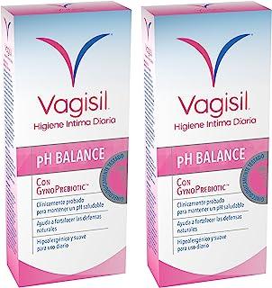 comprar comparacion VAGISIL Higiene intima prebiotico - pack de 2 x 250ml - Total 500ml