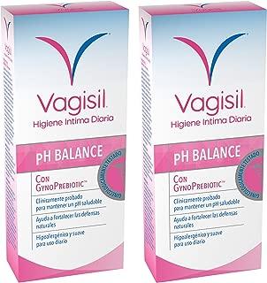 VAGISIL Higiene intima prebiotico - pack de 2 x 250ml -