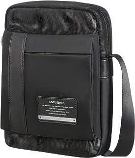 Samsonite Openroad Tablet Crossover Messenger Bag, 29 cm, 4.5 Liters, Jet Black