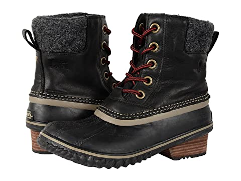 Womens Boots sorel slimpack ii lace redwood ie2w58q3