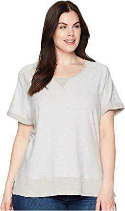 Plus Size Easygoing Lite Tee