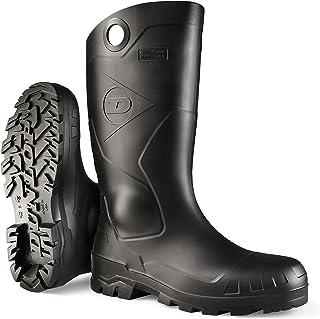 Dunlop 8677509 Chesapeake Boots, 100% Waterproof PVC,...