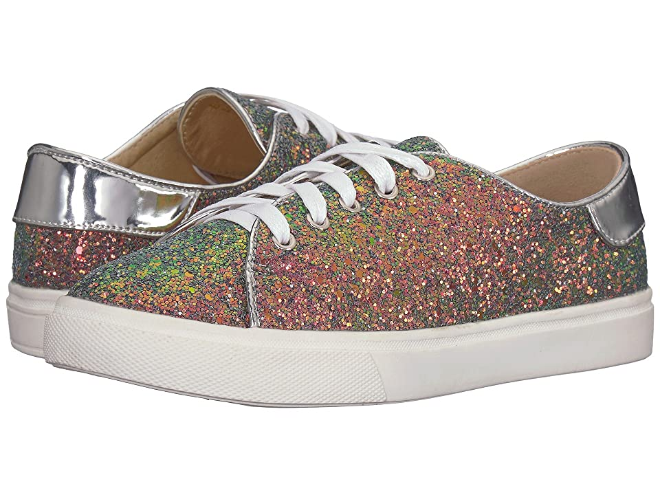 Yosi Samra Kids Miss Bowery (Toddler/Little Kid/Big Kid) (Green Multi Iridescent Glitter) Girls Shoes