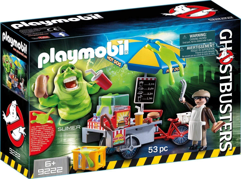 + Duracell PLAYMOBIL Ghostbusters Ecto Ultra AAA con Powerchek a Partir de 6 A/ños 1 con M/ódulo de Luz y Sonido 1.5 Voltios Paquete de 12 9220 Pilas Alcalinas
