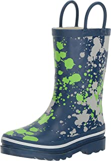 Western Chief Kids' Paintball Reflective Rain Boot-K