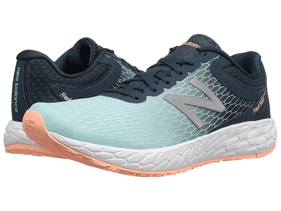 New Balance Fresh Foam Boracay V3 (Supercell/Ozone Blue/Bleached Sunrise) Women