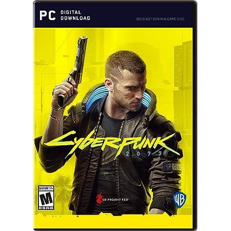 Cyberpunk 2077 - PC [Game Download Code in Box]