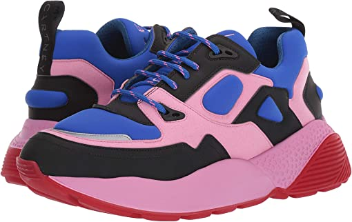 Rose/Electric Blue/Reflective