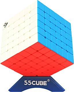 6x6 Cube Stickerless, New Structure - More Smoothly Than Original 6x6 Cube
