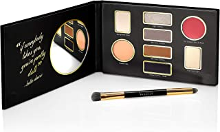 Westmore Beauty – Bette Davis Eyes – Timeless Beauty Eyeshadow Palette & Applicator Brush