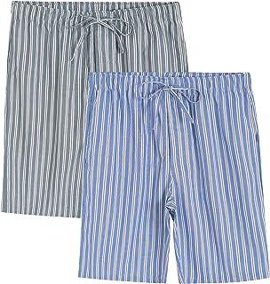 Sponsored Ad - Latuza Men's Cotton Lounge Pajama Sleep Shorts with Pockets
