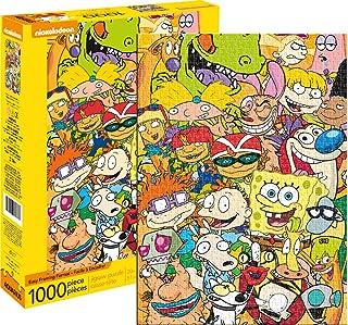 Aquarius Nickelodeon Cast 1,000pc Puzzle