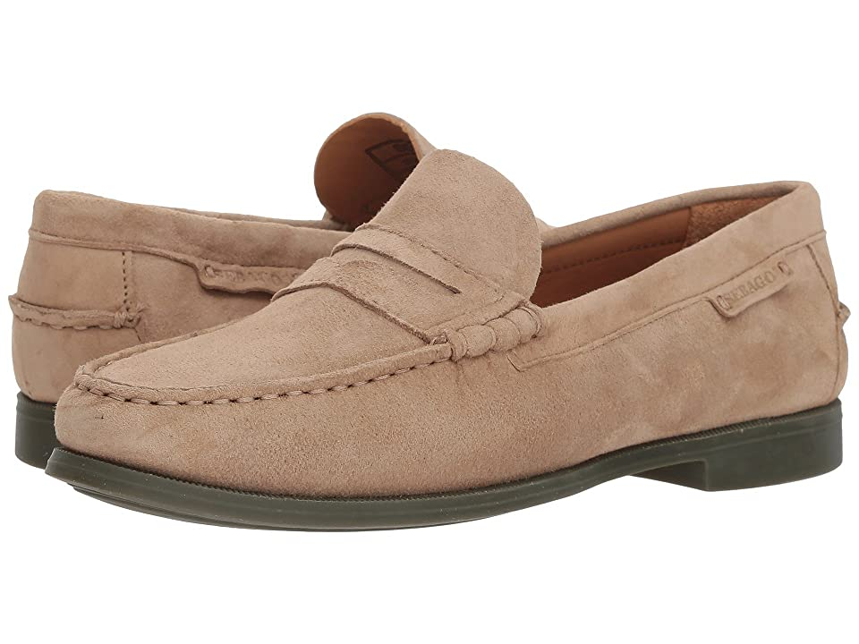 Sebago Plaza II (Tan Suede) Women