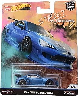 Hot Wheels Car Culture Pandem Subaru BRZ 5/5, Blue