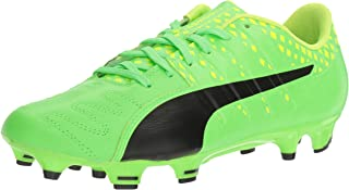 PUMA Men's Evopower Vigor 3 LTH FG Soccer Shoe
