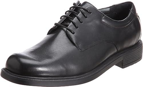 Rockport Margin negro, zapatos de Cordones Derby para Hombre