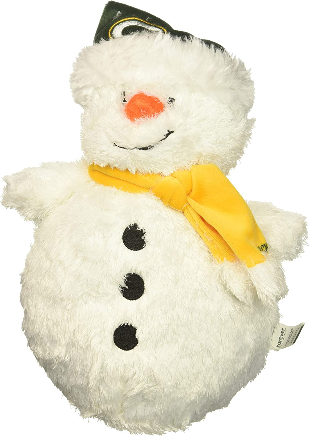 NFL Green Bay Packers 2012 10 Team Heavy Sitting Snowman, Green