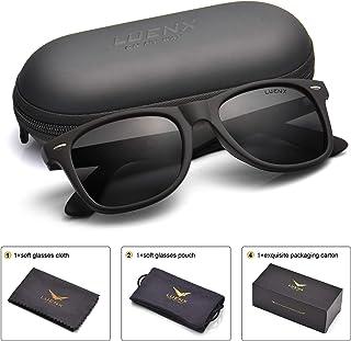 43852e7bbc Mens Sunglasses Polarized Womens UV 400 Protection 54MM