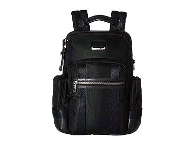 Tumi Alpha Bravo Nathan Backpack (Black) Backpack Bags