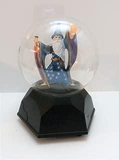 English Language Wake The Wizard Game: The Enchanted Talking Crystal Ball