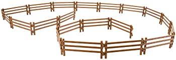 10pcs Farm Animals Fence Toys Military Fence Simulation Model Toy for Child JB