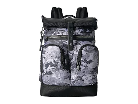 c7a9a530a83d Tumi Alpha Bravo London Roll-Top Backpack at Zappos.com