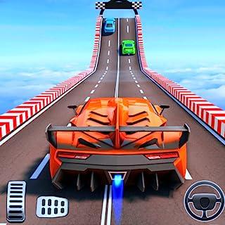 Impossible Mega Ramp Extreme Car Stunts: Master Car Racing Game 2019