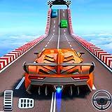Impossible Mega Ramp Extreme Stunts: Master Car Racing Game 2019