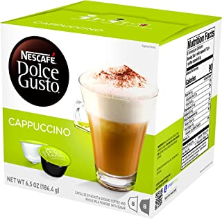 dolce gusto coffee pods alternative