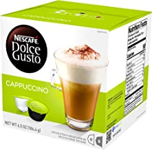 Best dolce gusto cappuccino pods Reviews