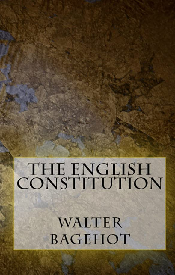 重荷仕立て屋赤道The English Constitution (English Edition)