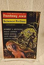 VINTAGE FANTASY AND SCIENCE FICTION SEPTEMBER 1963 ROBERT HEINLEIN ISAAC ASIMOV