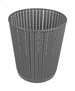 El Helal & El Negma Turt Office Trash Bin - Grey