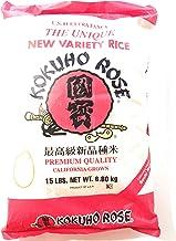 Kokuho Rose California's Original Sushi Rice 15 lbs