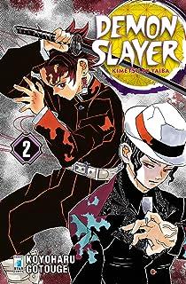 Demon slayer. Kimetsu no yaiba (Vol. 2)