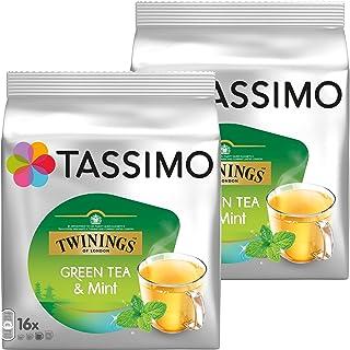 Tassimo Tea Time Green Tea & Mint, 2er Pack