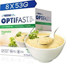 Optifast Very Low Calorie Diet Soup Vegetable Flavor, 424 gm